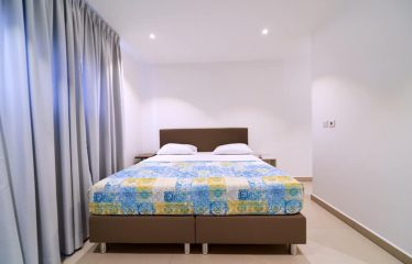 Furnished 3 bedroom apartment
