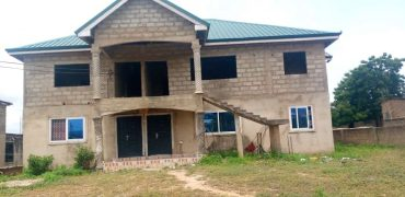Uncompleted 4 bedrooms