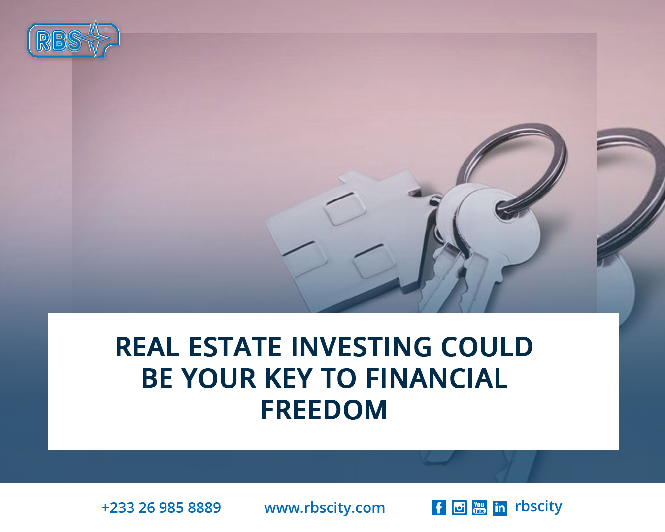 Real Estate Investing Could Be Your Key to Financial Freedom